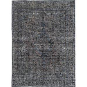 Unique Loom 9' 9 x 13' 2 Ultra Vintage Persian Rug