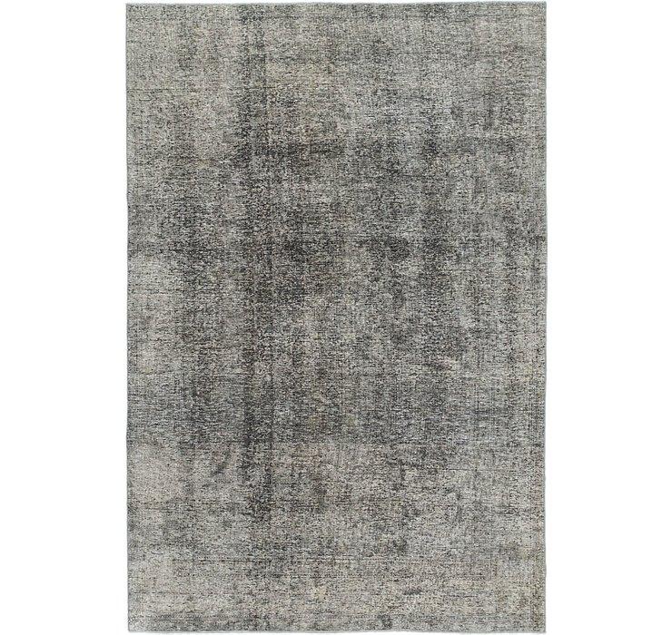 6' 4 x 9' 5 Ultra Vintage Persian Rug