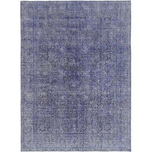 9' 5 x 12' 7 Ultra Vintage Persian Rug