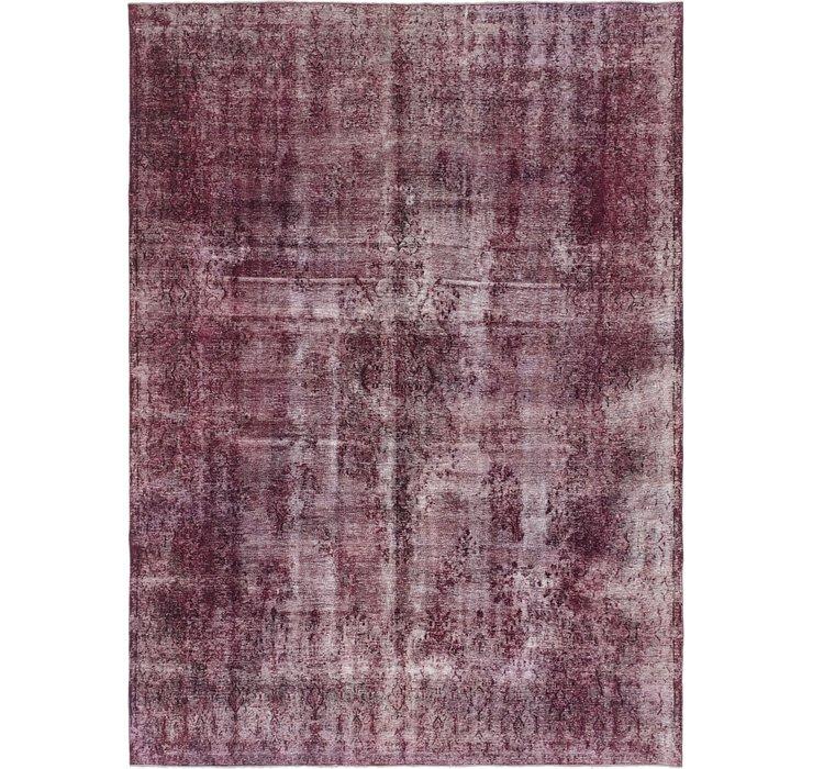 9' 6 x 12' 10 Ultra Vintage Persian Rug