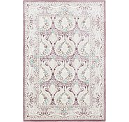 Link to 6' 7 x 9' 6 Damask Rug