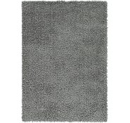 Link to 5' 3 x 7' 5 Solid Shag Rug
