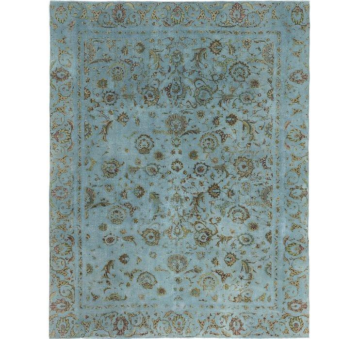 8' 4 x 10' 10 Ultra Vintage Persian Rug