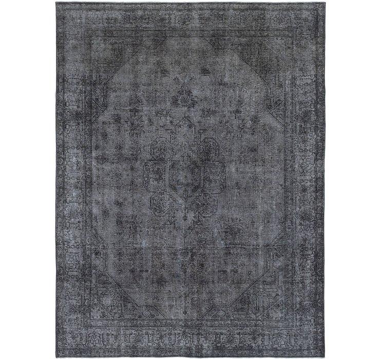 9' 7 x 12' 6 Ultra Vintage Persian Rug