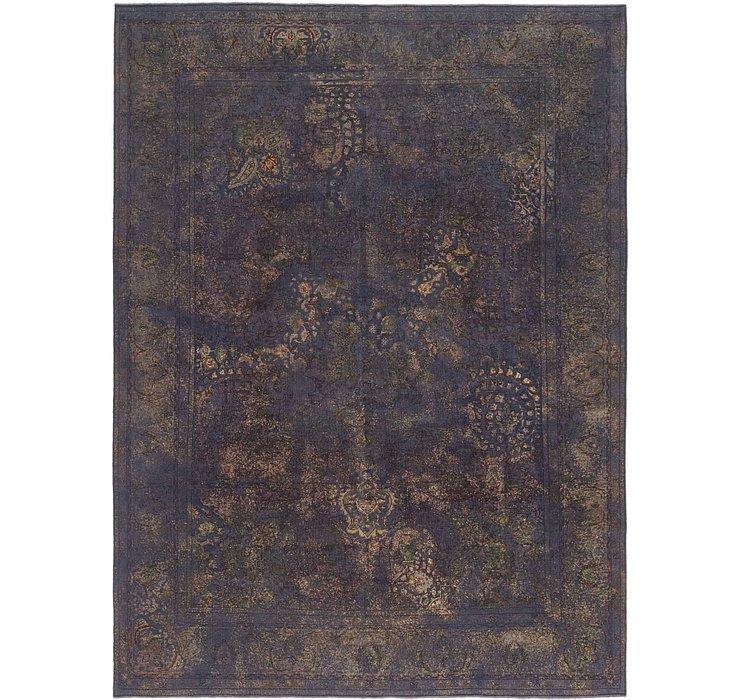 9' 7 x 13' Ultra Vintage Persian Rug