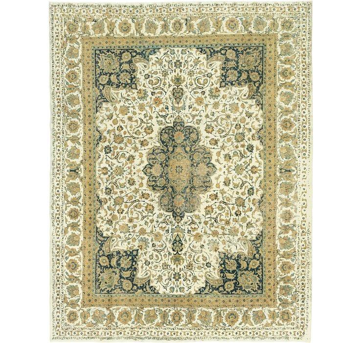 290cm x 375cm Ultra Vintage Persian Rug