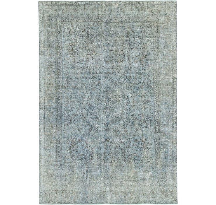 9' 5 x 10' 10 Ultra Vintage Persian Rug