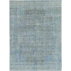 9' 5 x 12' 9 Ultra Vintage Persian Rug