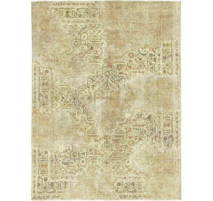 9' 7 x 11' 7 Ultra Vintage Persian Rug