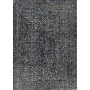 Unique Loom 9' 5 x 13' 2 Ultra Vintage Persian Rug