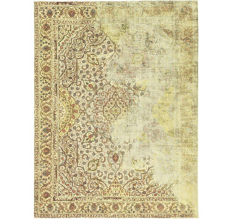 10' 2 x 13' 7 Ultra Vintage Persian Rug