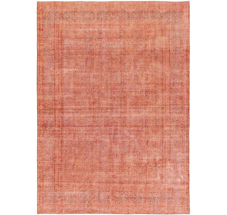 9' 8 x 13' 6 Ultra Vintage Persian Rug