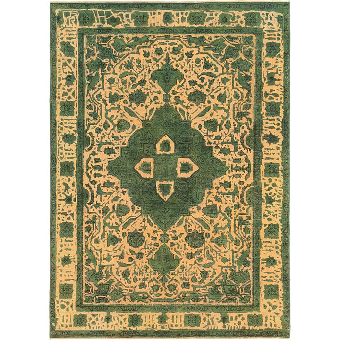 6' 6 x 9' 4 Ultra Vintage Persian Rug