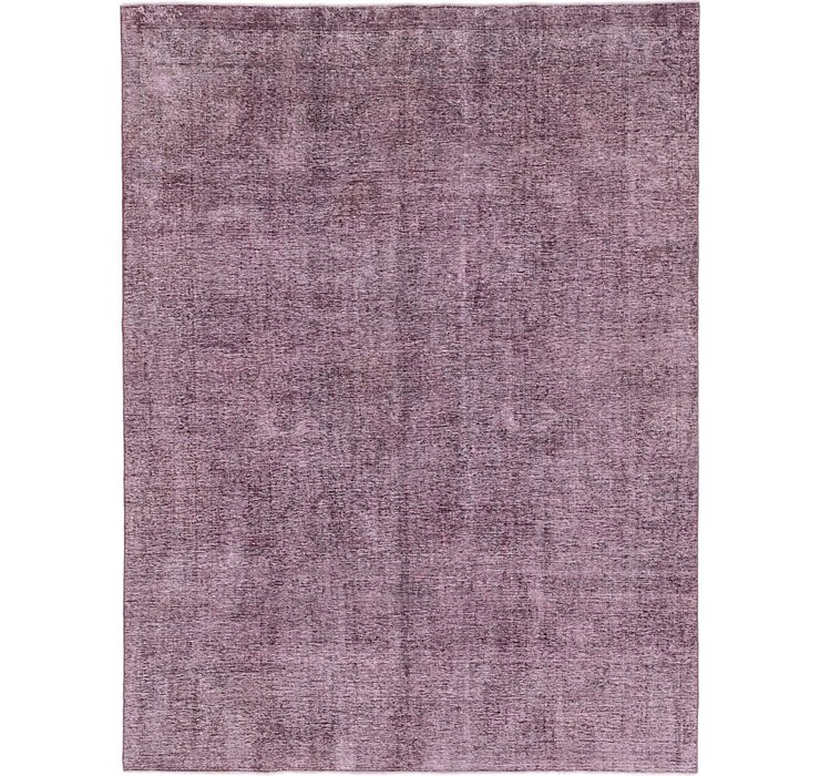 245cm x 312cm Ultra Vintage Persian Rug