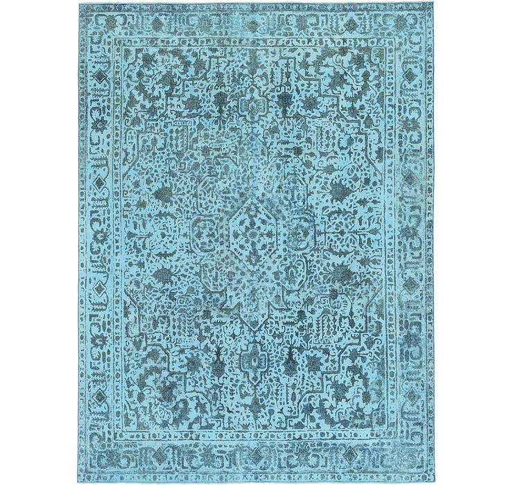 9' 9 x 12' 8 Ultra Vintage Persian Rug
