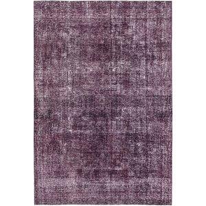 6' 9 x 9' 9 Ultra Vintage Persian Rug
