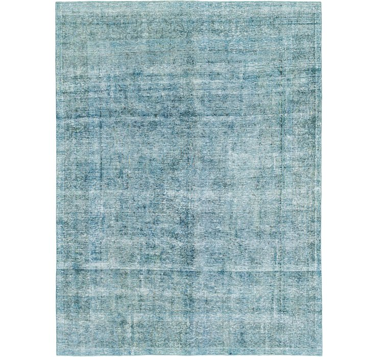9' 4 x 12' 4 Ultra Vintage Persian Rug