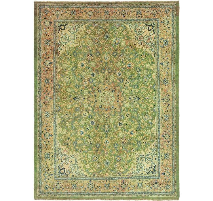 9' 10 x 13' 5 Mahal Persian Rug