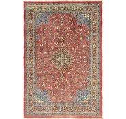 Link to 7' 4 x 10' 9 Mashad Persian Rug
