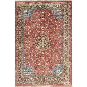 7' 4 x 10' 9 Mashad Persian Rug