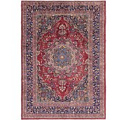 Link to 8' 2 x 11' 3 Mashad Persian Rug