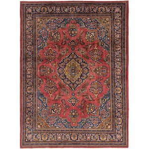 10' 2 x 13' 7 Golpayegan Persian Rug