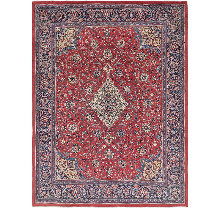 HandKnotted 10' 9 x 14' 3 Mahal Persian Rug