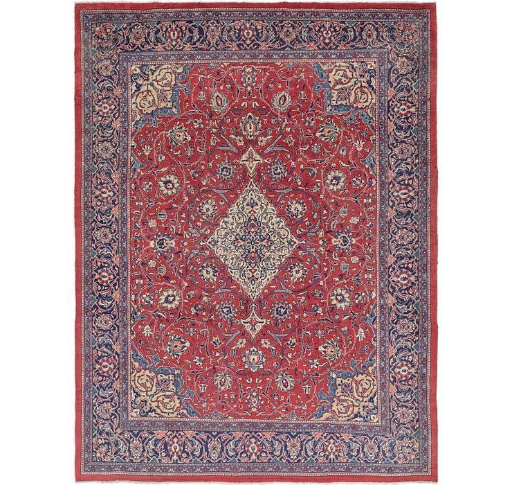 10' 9 x 14' 3 Mahal Persian Rug