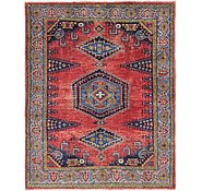 Link to 6' 5 x 7' 9 Viss Persian Rug