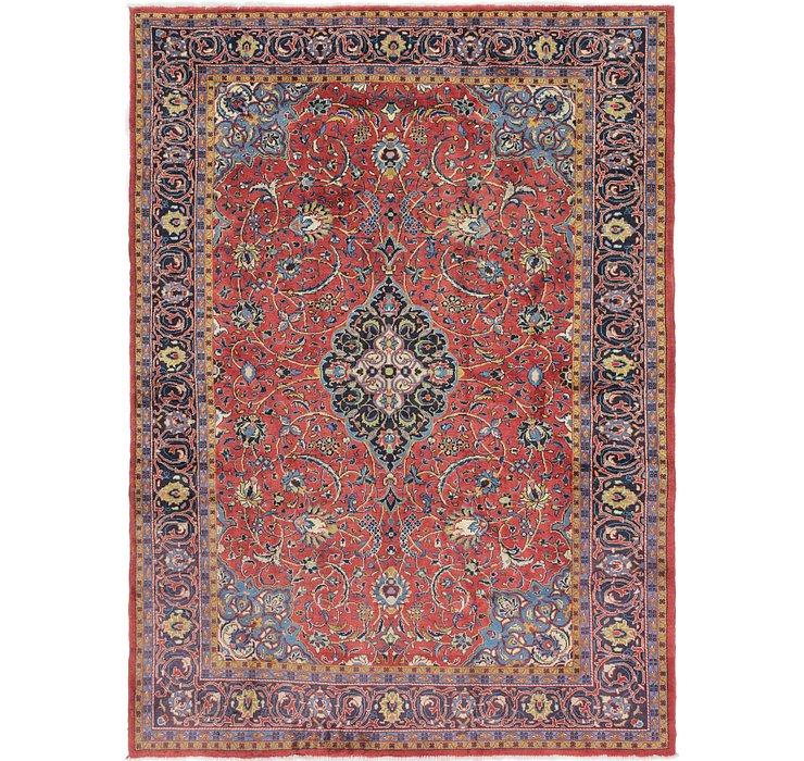 8' x 11' 3 Mahal Persian Rug