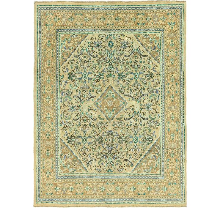 9' 7 x 12' 5 Mahal Persian Rug