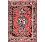 Link to 7' 7 x 11' Viss Persian Rug
