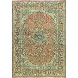 11' 4 x 15' 10 Isfahan Persian Rug