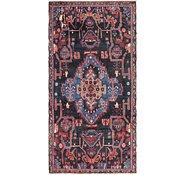Link to 3' 10 x 7' 10 Hamedan Persian Runner Rug