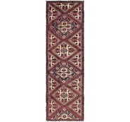 Link to 2' 8 x 9' 5 Hamedan Persian Runner Rug