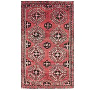 Link to 3' 8 x 6' 5 Balouch Persian Runner Rug