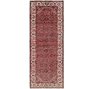 Link to 4' 8 x 12' 9 Hossainabad Persian Runner Rug