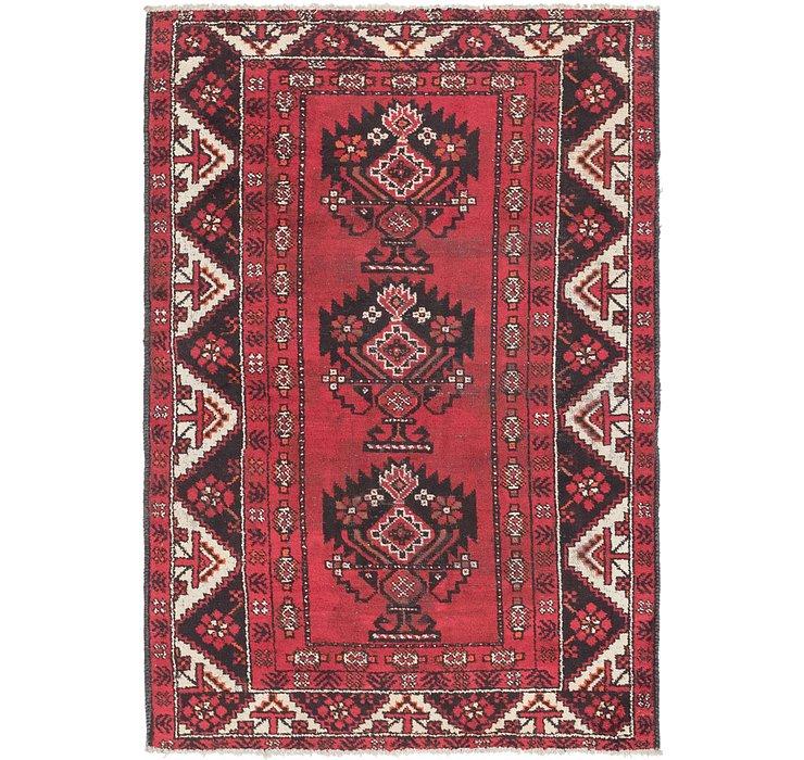 4' 2 x 6' 4 Ferdos Persian Rug