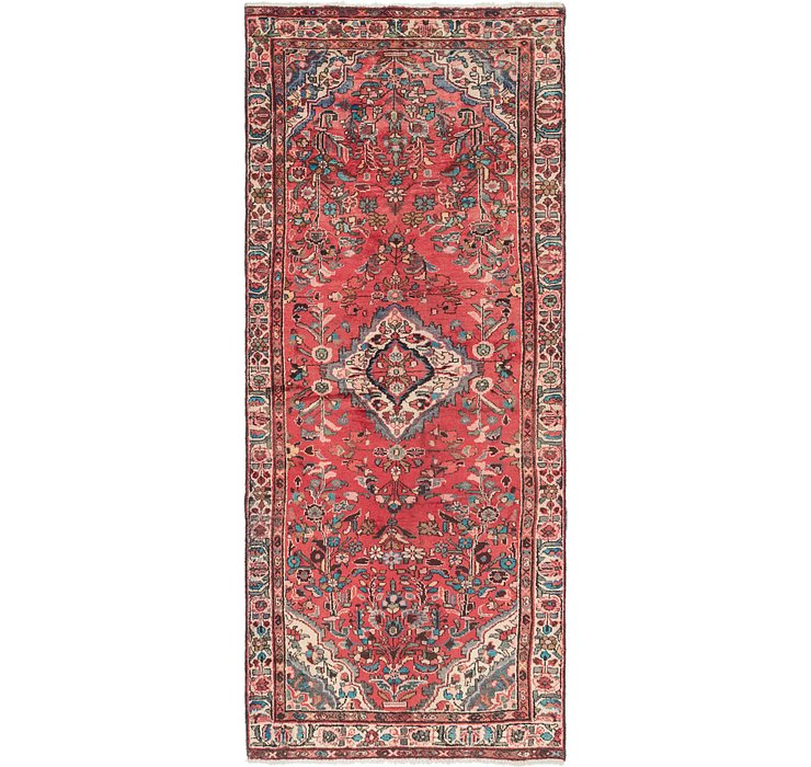 4' x 10' 3 Liliyan Persian Runner ...