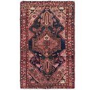 Link to 3' 7 x 5' 10 Hamedan Persian Rug