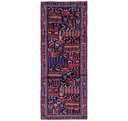 Link to 3' 9 x 9' 5 Roodbar Persian Runner Rug