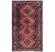 Link to 3' 9 x 6' Chenar Persian Rug