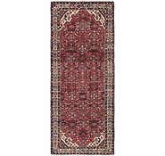 Link to 4' 2 x 10' 5 Hossainabad Persian Runner Rug