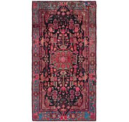 Link to 4' 10 x 9' 6 Nahavand Persian Runner Rug