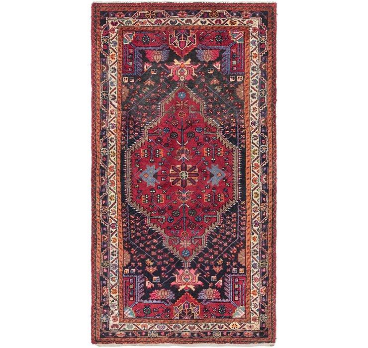 3' 9 x 7' Tuiserkan Persian Rug