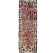 Link to 117cm x 325cm Hossainabad Persian Runner Rug