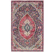 Link to 5' x 7' 10 Tabriz Persian Rug