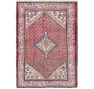 Link to 3' 5 x 5' Botemir Persian Rug