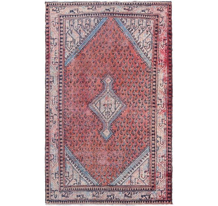 4' x 7' Farahan Persian Rug