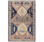 Link to 4' 2 x 6' 2 Shiraz Persian Rug